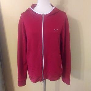 Nike sphere hoodie jacket sz large EUC